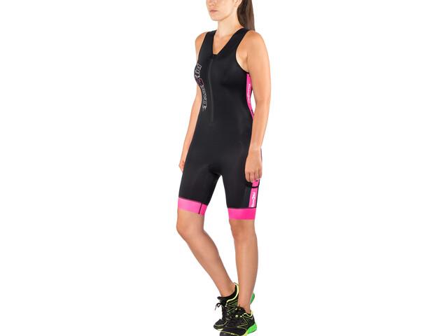 Dare2Tri Coldmax Strój triathlonowy bez rękawów Kobiety, pink